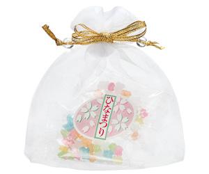 ひなまつりスウィートパック(金平糖3包入)