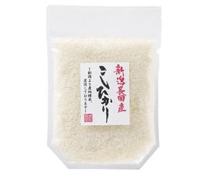 新潟長岡産コシヒカリ450g