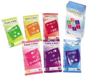 サプリーンバス入浴剤6包セット
