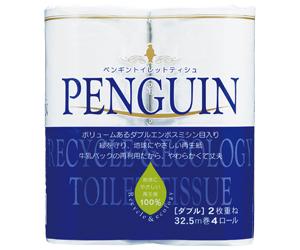 ペンギントイレット4ロール ダブル