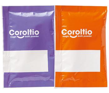 コロルティオ入浴剤