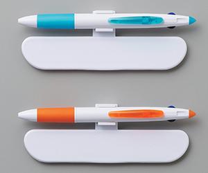 ペンタス3色ボールペン付(マグネット付)