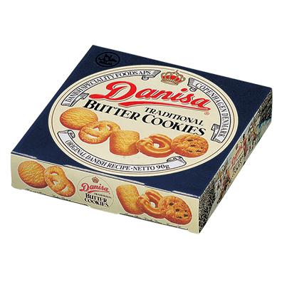 ダニサ バタークッキー プレーン