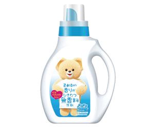 ファーファ液体洗剤香りひきたつ無香料1kg