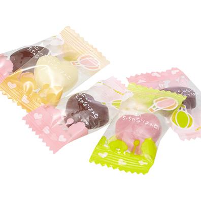 バレンタイン ハートチョコボックス(ハートチョコ5粒入)