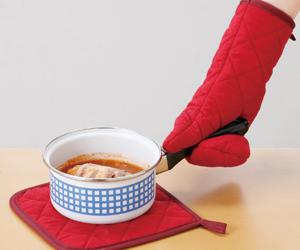 ミトン&鍋敷きセット