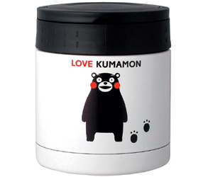 KUMAMON. フードポット300ml
