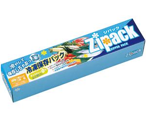ジパック冷凍保存パック5枚BOX