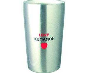 くまモンのステンレス真空断熱タンブラー420ml