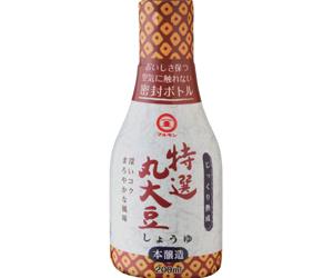 マルキン 特選丸大豆しょうゆ200ml