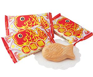 福福鯛チョコ