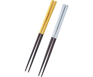 金彩・銀彩 塗分箸