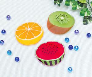フレッシュなフルーツ保冷剤