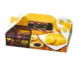 カレー煎餅BOX