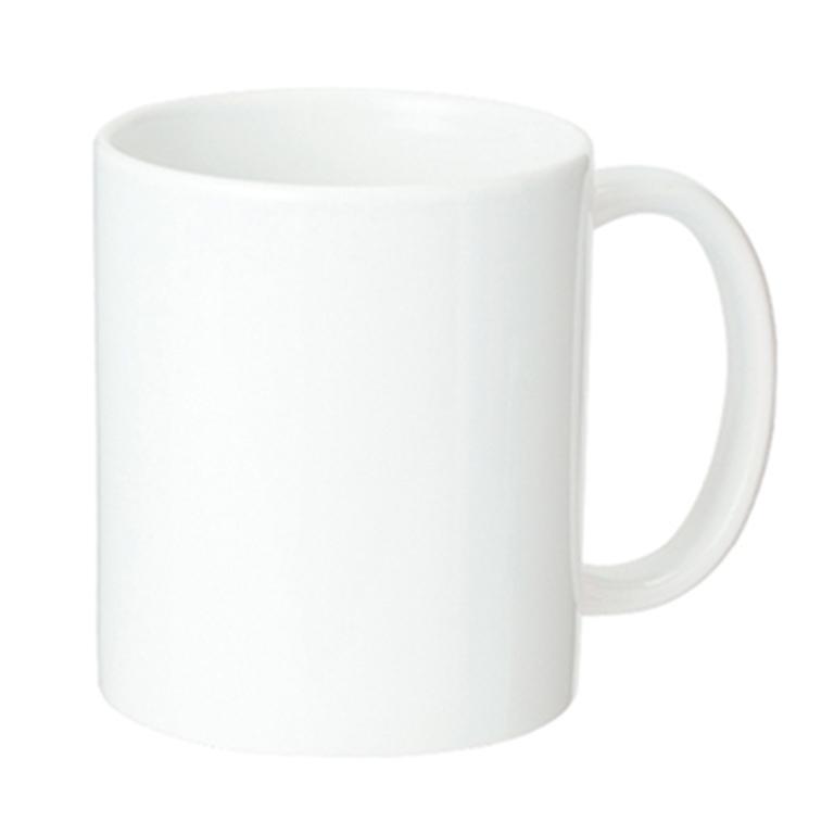 陶器マグ ストレートM+