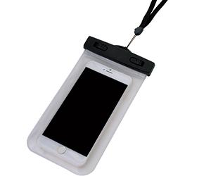 モバイルウォータープルーフポーチ5.5インチ