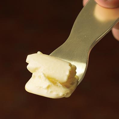 じわっととろけるアイスクリームスプーン