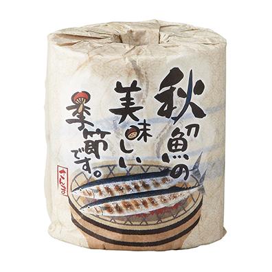 秋刀魚プリントロール