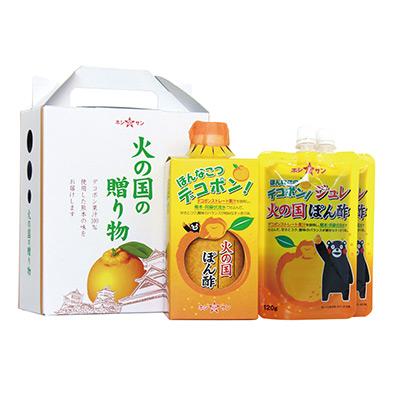 幸せの黄色いぽん酢セット