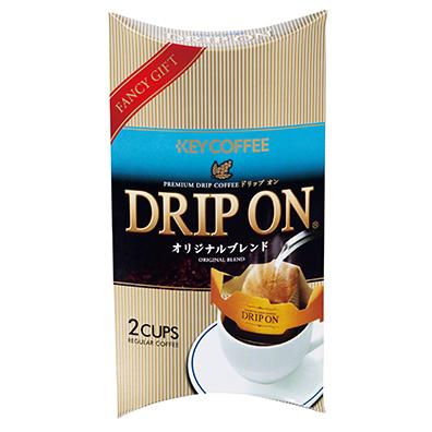 キーコーヒー ドリップコーヒー2P