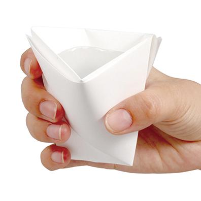 非常食器折り紙5枚組