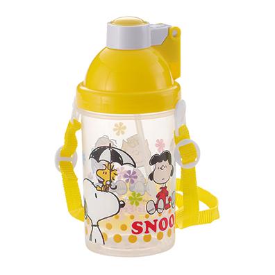 スヌーピーストローホッパー水筒