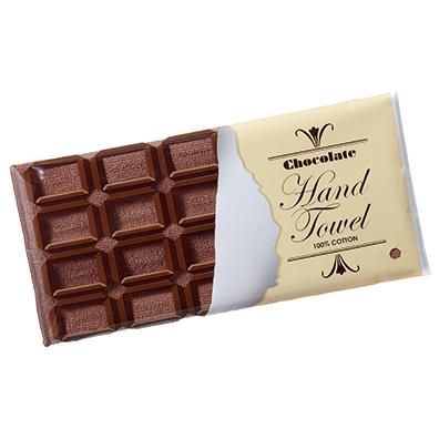チョコハンドタオル
