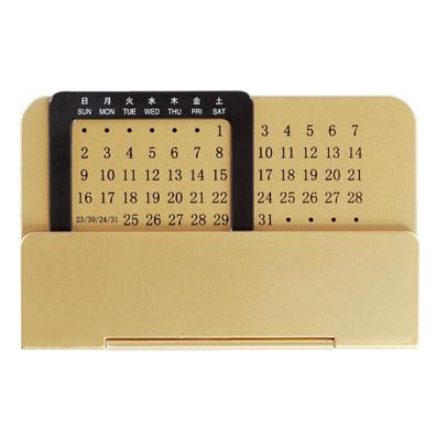 卓上万年カレンダー