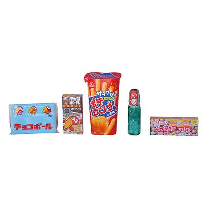 森永お菓子パック5点セット