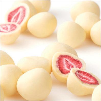 ホワイトストロベリーチョコレート