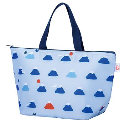 富士山柄 舟形クーラー