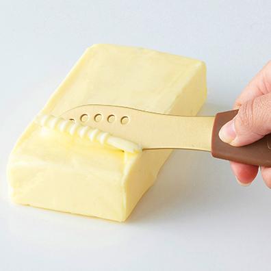 アイスクリームスプーン&バターナイフ(シリコンカバー付き)