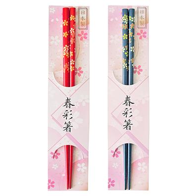 春彩箸 小花