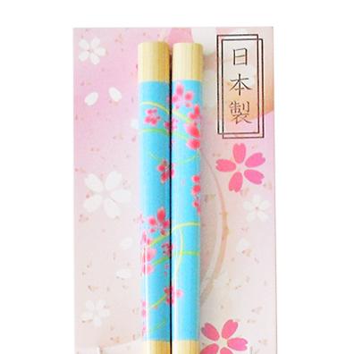 春彩箸 白竹しだれ桜
