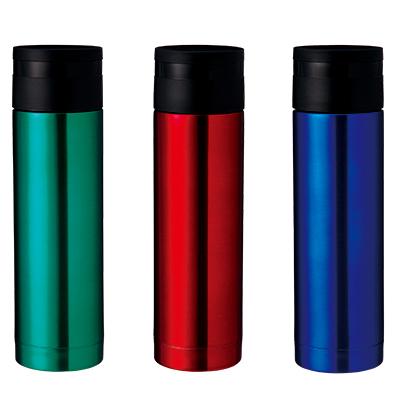 真空二重ステンレスマグボトル300ml(ストッパー付)