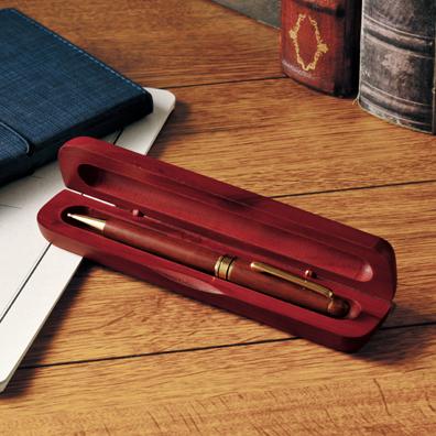 ローズウッドボールペン(紫檀材)