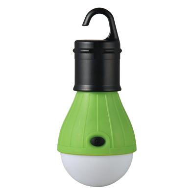 フック付電球型ライト