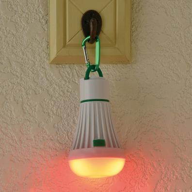 バルブ型ライト