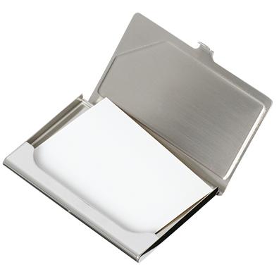 カーボン&ステンレスカードケース