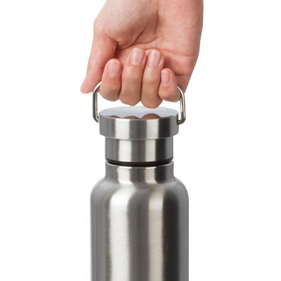 ステンレスダブルウォールボトル(500ml)
