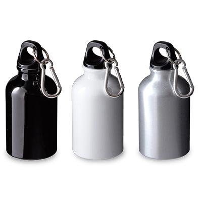 アルミボトル(300ml/ツヤあり/カラビナ付)