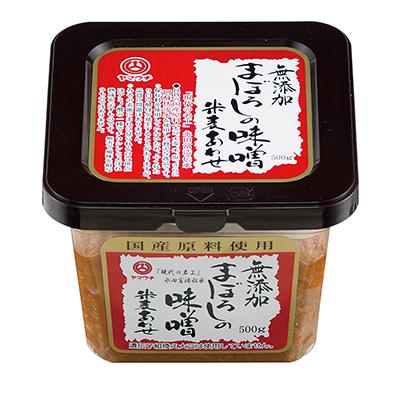無添加 まぼろしの味噌500g 米麦あわせ