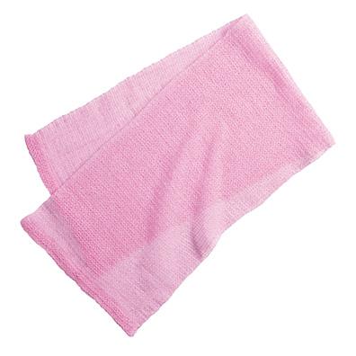 モコモコボディタオル(ピンク)