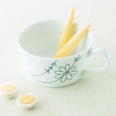 フラワーライン 片手スープ