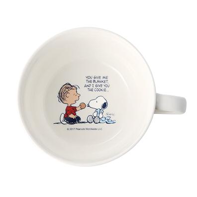 スヌーピー ハッピースープカップ