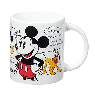 キャラクター コミックマグカップ