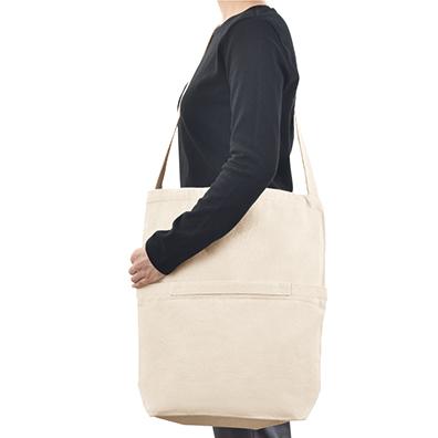 キャンバスサイズ2WAYバッグ