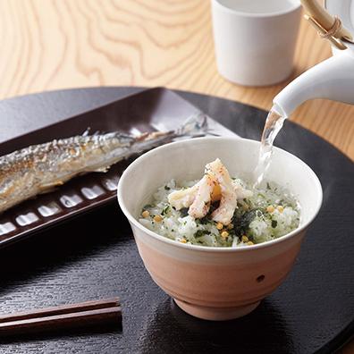 土味道楽たっぷり茶漬丼1P