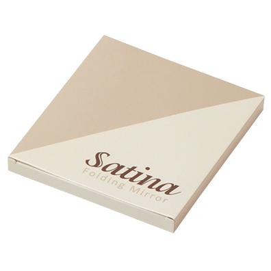 サティーナ/折りたたみミラー