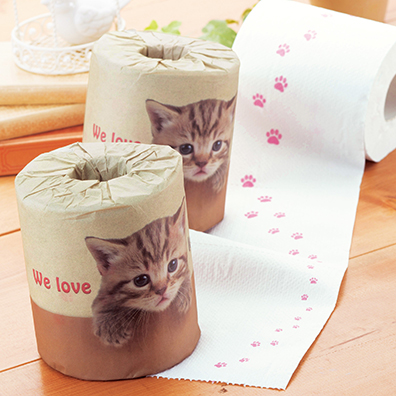 やっぱり猫が好きトイレットロール